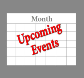 Upcoming Events4