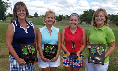 2016 Ladies Shelby County Open